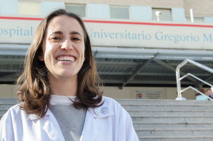 "Beca ""Ampliación de Estudios de la SEFH"" Cristina Ortega"