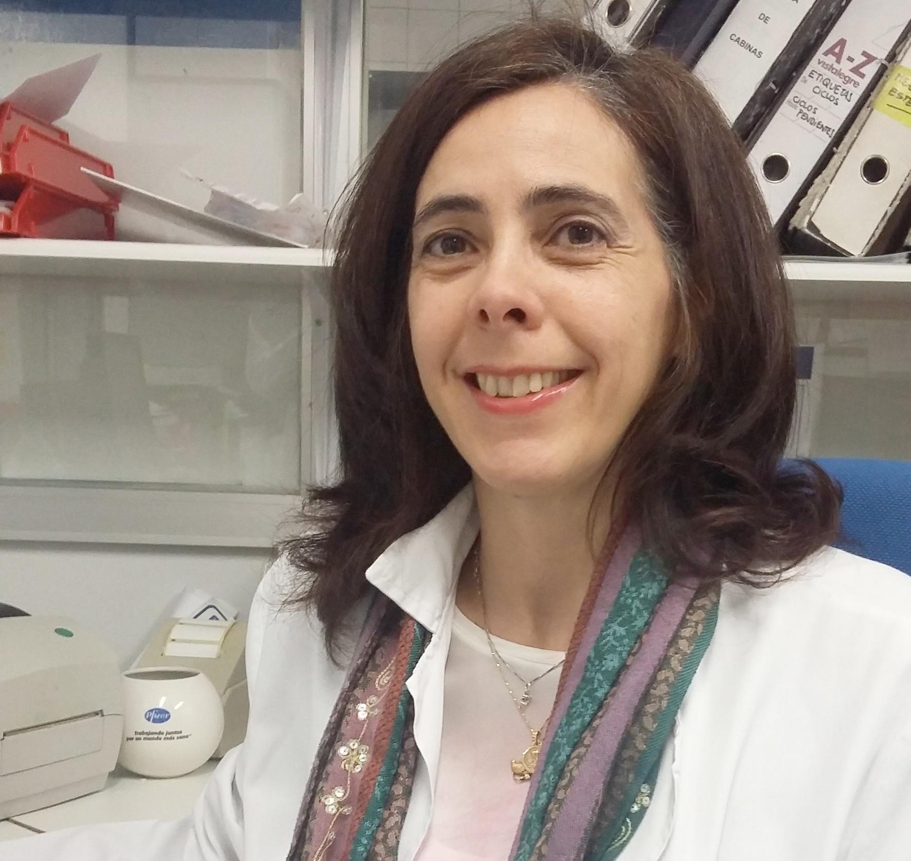 """Beca """"Ampliación de Estudios de la SEFH"""" (VII): Mayte Pérez en Antrim Area Hospital"""