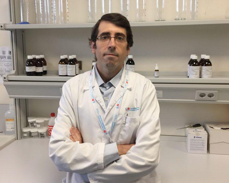 Alejandro Santiago Pérez, coordinador del Grupo GEAFEN-SEFH