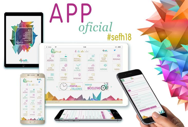 63 Congreso SEFH (IV): La súper App 63 Congreso SEFH