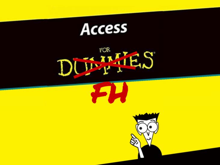 Access para Farmacia Hospitalaria