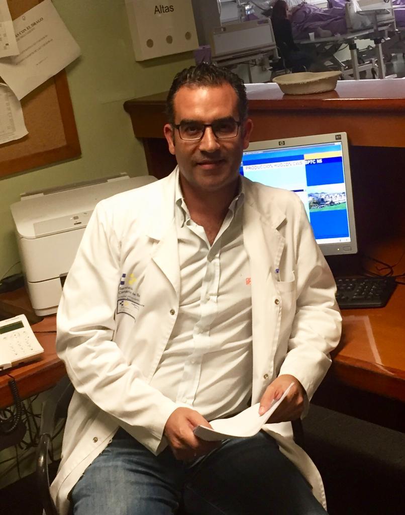 Los Residentes preguntan… Entrevista a Héctor Alonso: ¿Qué hace un Farmacéutico/a en el Servicio de Urgencias?